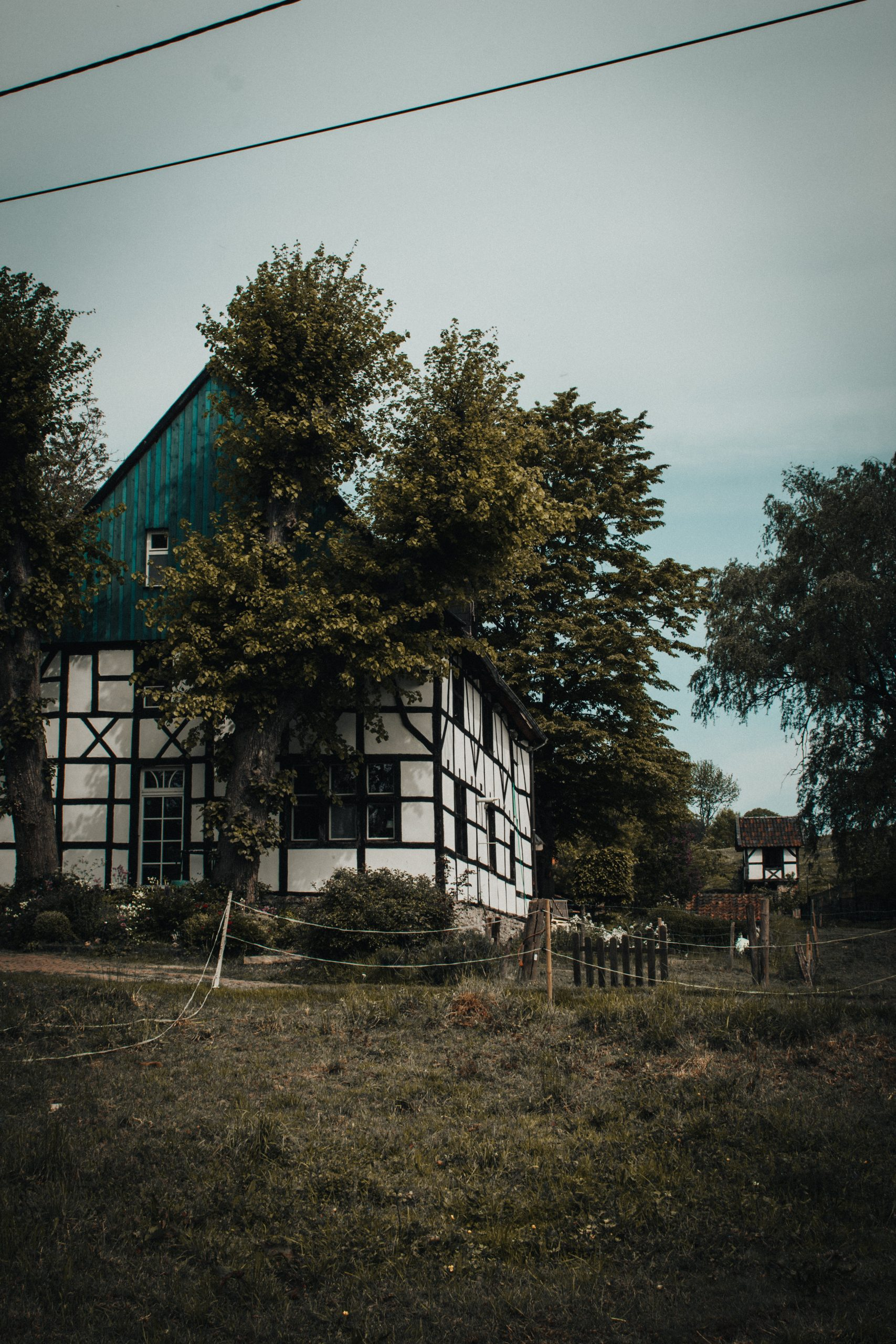 Fachwerkhaus an der Wupper Mettmann