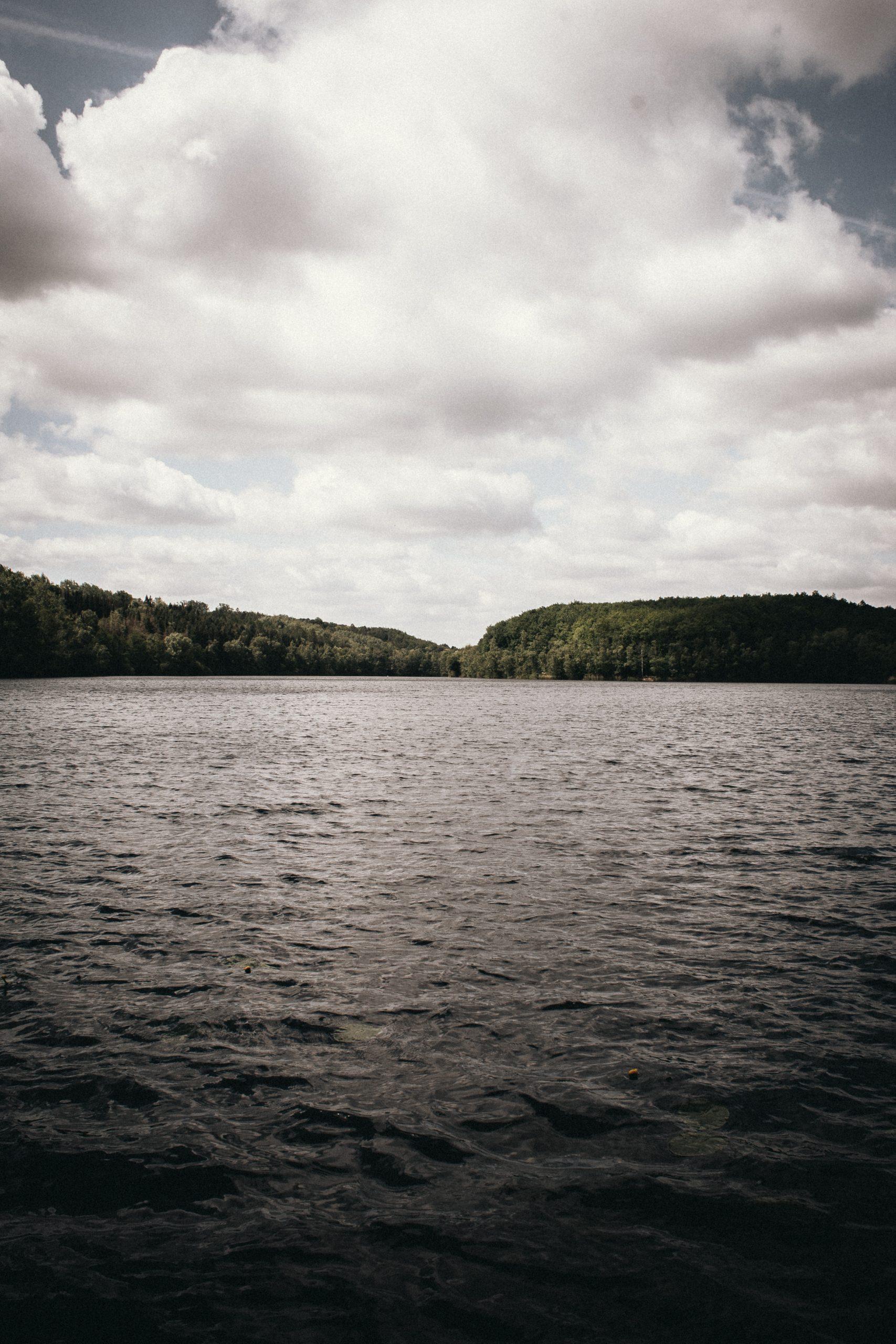 Aussicht auf den Liblarer See